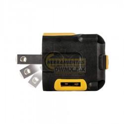 Cargador de USB 2 Puertos DEWALT DXMA1310849
