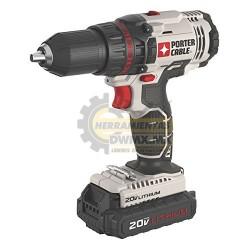 """Porter Cable PCC601LA 1/2"""" Taladro Desarmador 20 Volts"""