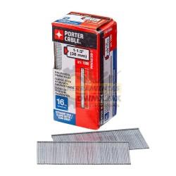 """Clavo 1 1/2"""" Calibre 16 PorterCable PFN16150"""