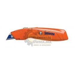 Navaja Retractil Alta visibilidad IRWIN 2082300